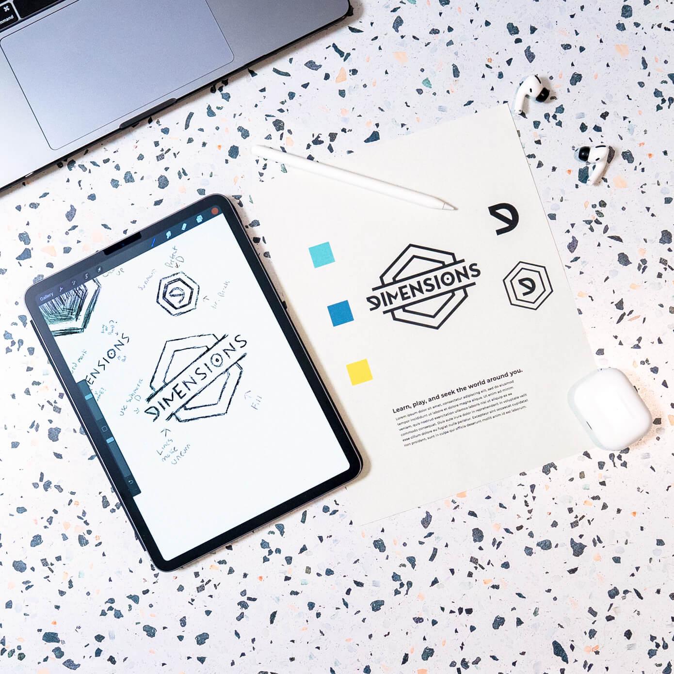 Garett Southeron provides Visual Branding Services as part of Garett®